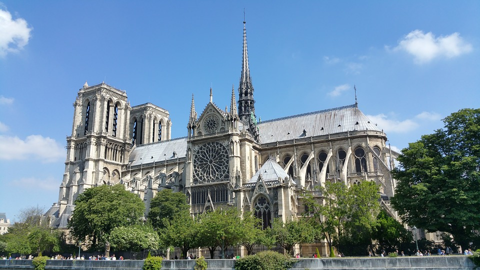 notre dame de paris, paris attractions