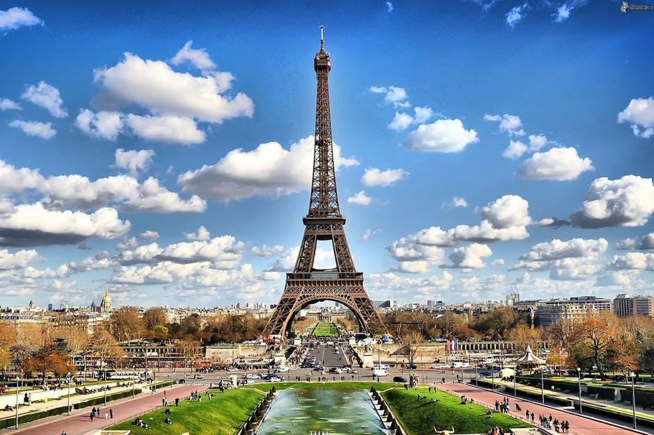 paris luxury travel destionation