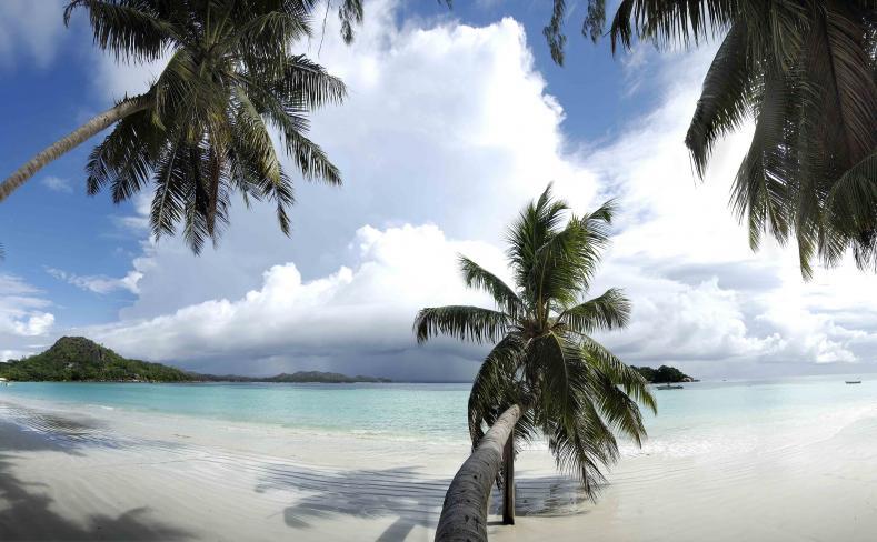Berjaya Praslin Resort - Resort Aerial Beach Against Sky
