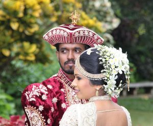 Wedding in Sri Lanka | Image Credit - Peter van der Sluijs, CC By SA 3.0 via Wikipedia Commons