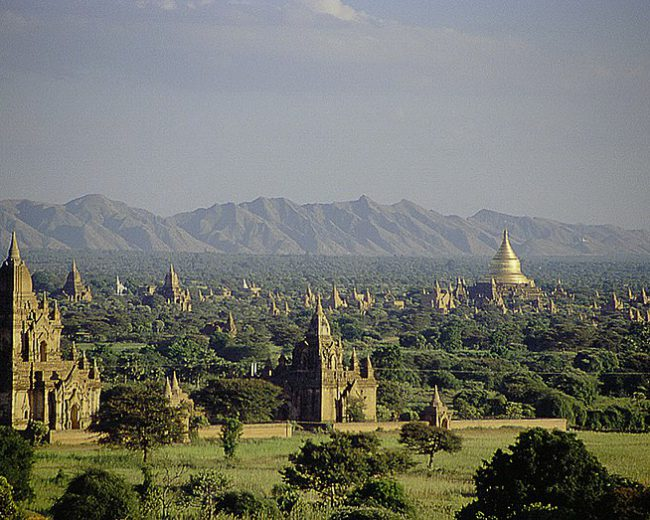 A Guide to Romantic Adventures in Myanmar