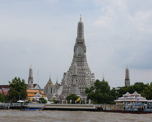 Beautiful Attractions Along the Chao Phraya River – A Journey of Discovery