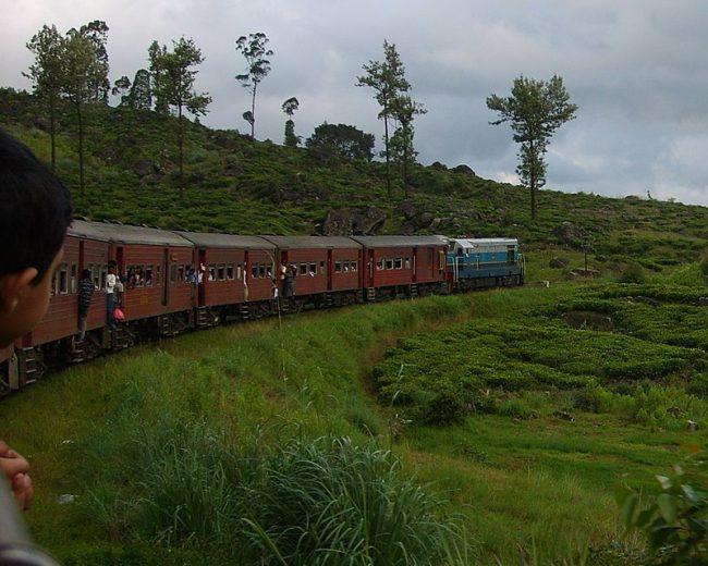An Unforgettable Train Ride to Nanu-Oya