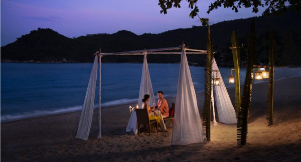 Honeymoon in Koh Phangan